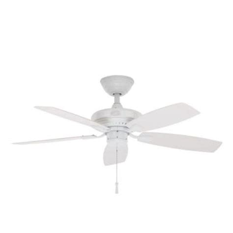 hton bay gazebo ii 42 in indoor outdoor ceiling fan hton bay gazebo ii 42 in white indoor outdoor ceiling fan
