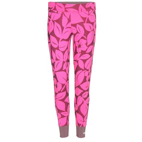 A34 Motif Adidas Legging adidas by stella mccartney studio tight in pink lyst