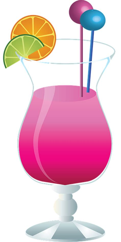 mixed drink clipart cocktail glass cocktails 183 free image on pixabay