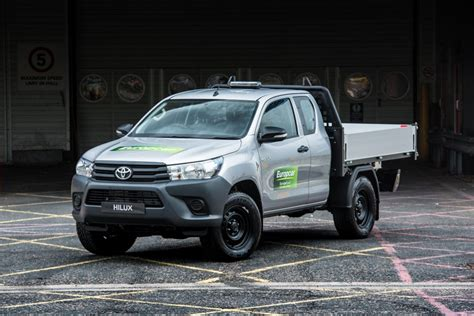 Toyota Company Uk Toyota Launches New Authorised Converter Programme At The