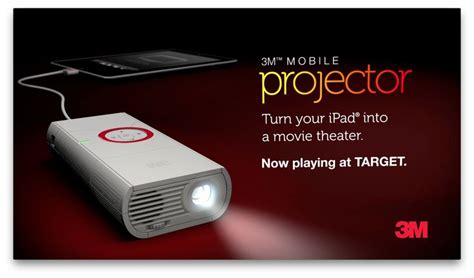 3m Projector Review And 150 Target Giftcard Giveaway | family fun with a 3m mobile projector and a 150 target