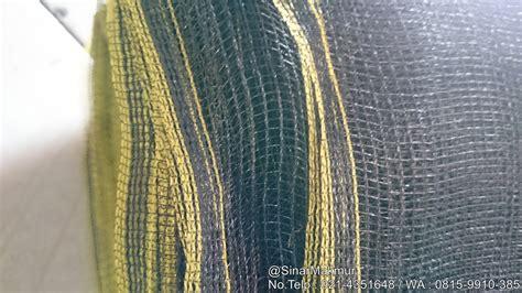 Jual Waring Ikan Jakarta jual jaring waring kerambah tambak ikan eceran atau per