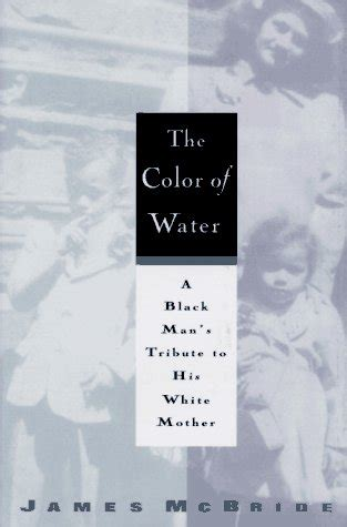 the color of water summary the color of water by mcbride ink