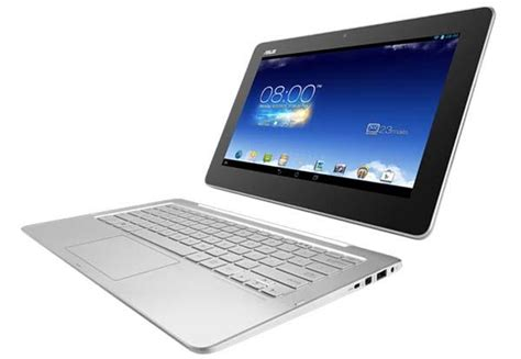 Asus Tablet Laptop Hybrid asus transformer book trio 3 in 1 hybrid notebook gadgetsin
