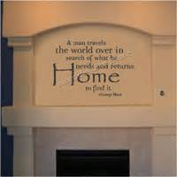 Inspirational Quotes Decor For The Home Inspirational Quotes About Family And Home Quotesgram
