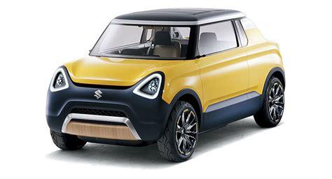 Suzuki Concept Car Carscoops Suzuki Concepts Posts