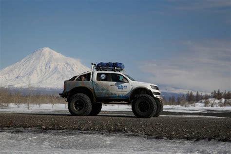 volkswagen amarok lifted vwvortex com sochi winter olympics reveals world s