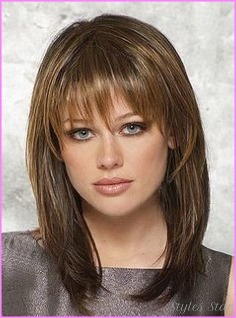 shoulder length hairstyles 2017 haircuts for shoulder length hair 2017 stylesstar