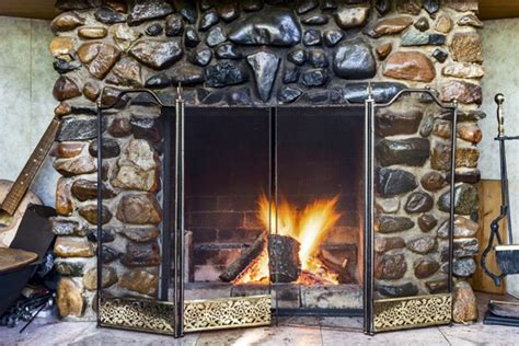 how to stone a fireplace how to clean stone fireplace maid services talk local blog