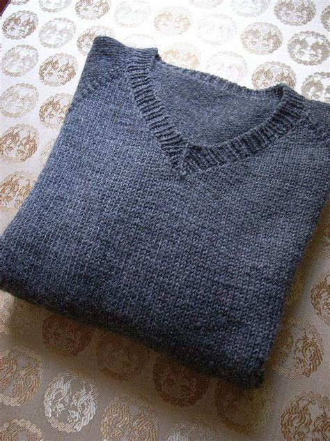 knitting patterns sweaters from the neck down simple summer tweed top down v neck free knitting pattern