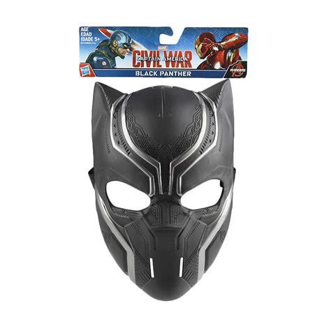 Setelan Anak Civil War jual hasbro captain america civil war black panther mask mainan anak harga kualitas