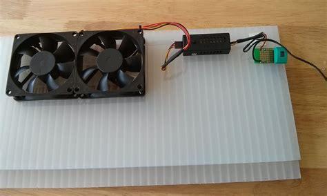 computer fan diy diy laptop cooler steve s project pages