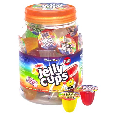 Jelly Cup Sweetzone Jelly Cups Www Sweetzone Co Uk