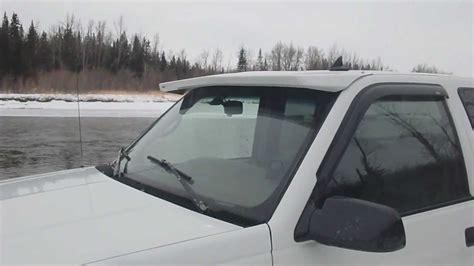 Visor Windshield N Max Standart Pendek My Trucks Sun Visor