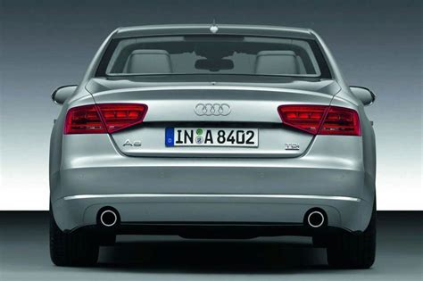 New Audi A8 Pictures Evo