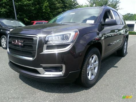 2015 iridium metallic gmc acadia sle 95652440 gtcarlot car color galleries