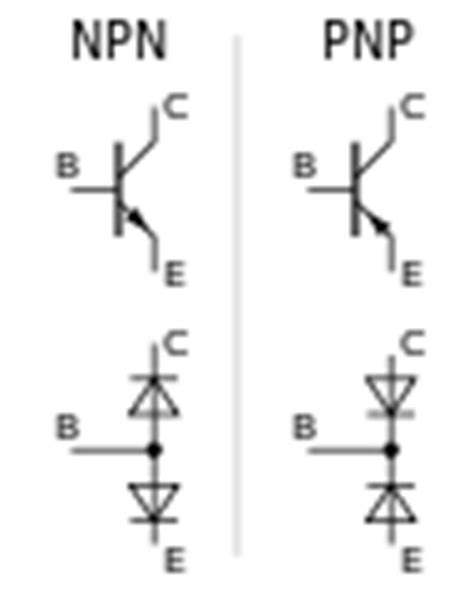 diode npn category bjt transistor symbols wikimedia commons