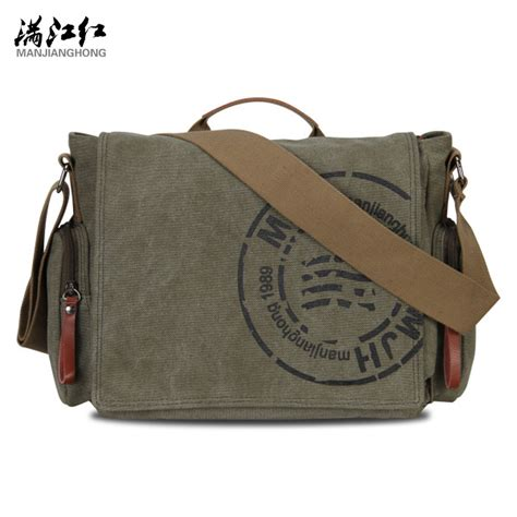 Big Printed Canvas Tote Bag Tas Kanvas Motif 1 aliexpress buy manjianghong vintage s messenger bags canvas shoulder bag fashion