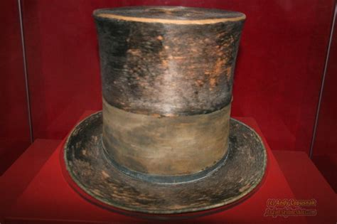 abraham lincoln s hat photo andy lopušnak photography