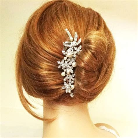 Wedding Hair Accessories Deco by Style Bridal Hair Accessories Pearl