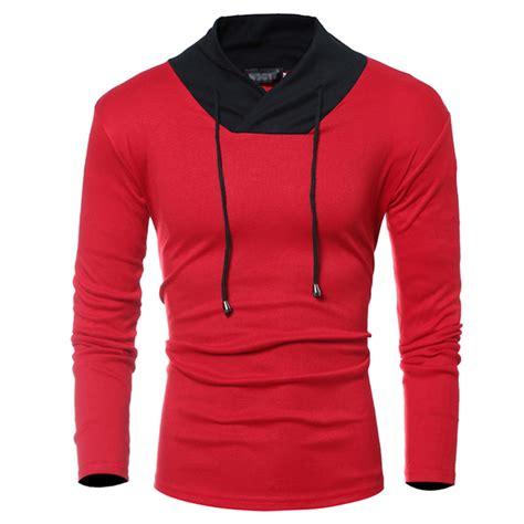 Blouse Boy mens boys stylish t shirt tops blouse casual v neck