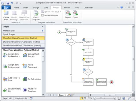Minyak Visio process diagram software visio image collections how to