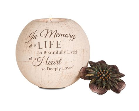 In Memory by Memory Candle So Beautifully Lived