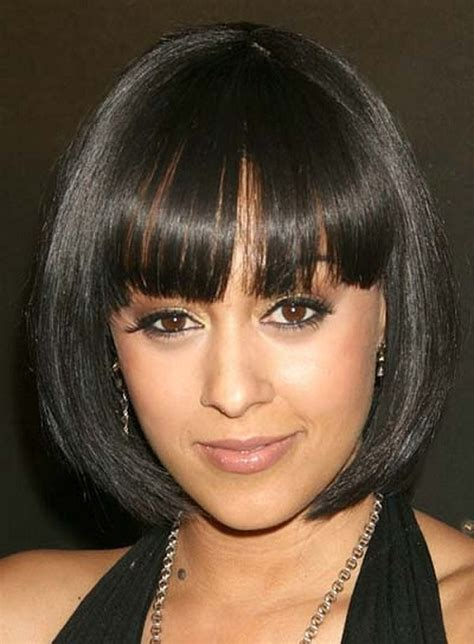 Black Hairstyles Bob With Bangs by American Hairstyles Trends And Ideas