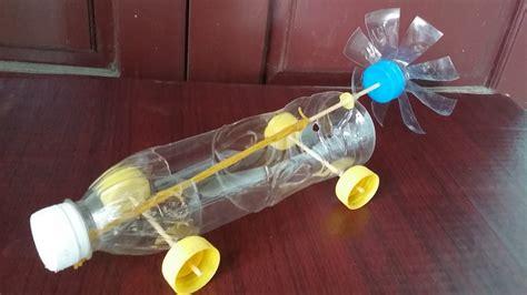 como hacer un auto con una botella plastica c 243 mo hacer un coche con botellas de pl 225 stico banda
