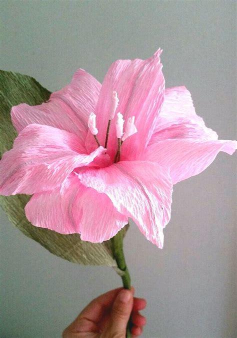 como hacer flores de papel crepe cositasconmesh m 225 s de 25 ideas incre 237 bles sobre flores de papel crep 233