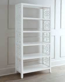 White Bookshelves White Spur Bookcase Modern Bookcases By Horchow
