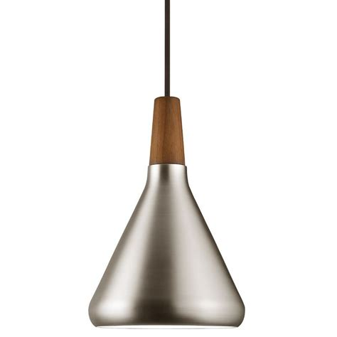 Steel Pendant Light Nordlux Float 18 Ceiling Pendant Light Brushed Steel