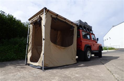 tent and awning expedition awning outdoor tent for 4x4s vans and