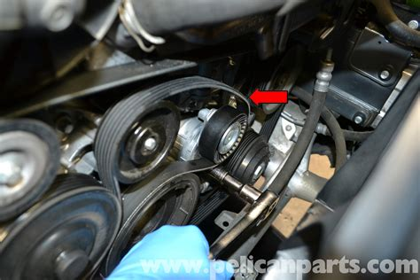 mercedes c300 change mercedes w204 drive belt replacement 2008 2014