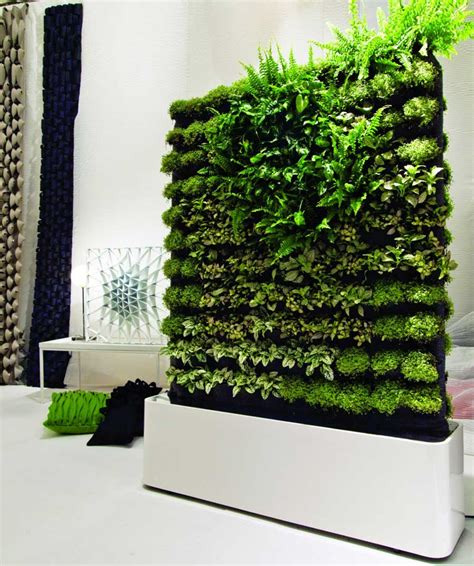 green design ideas mobile green wall decoration interior design ideas
