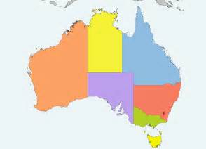 Map Of Australian States by File Australia Location Map Recolored Png Wikipedia