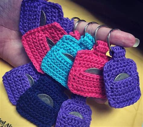 crochet pattern key 62 easy handmade fun crochet pattern keychains crochet