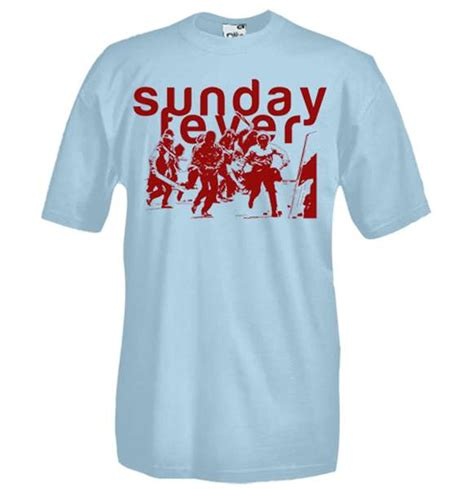 Tshirt Sunday Co by Sunday Fever T Shirt For Only 163 16 20 At Merchandisingplaza Uk