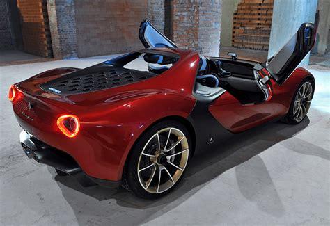 ferrari pininfarina sergio interior 2013 ferrari sergio pininfarina concept specifications