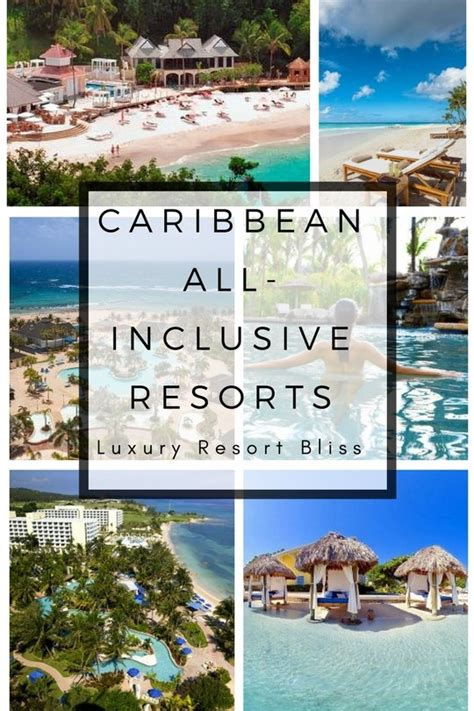 best caribbean all inclusive resorts top all inclusive resorts caribbean