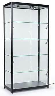 Black Curio Cabinet Canada The Locking Showcase Comes With Several Great Features