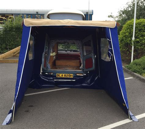 made to measure awnings bespoke vehicle awning specialised canvas services