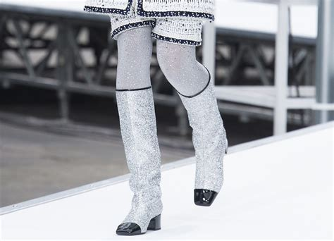 Fashion Shoes By Chanel chanel shoes fall winter 2017 2018 chiko shoes