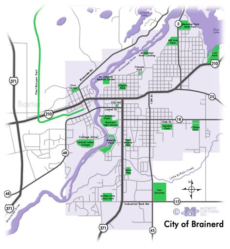 houses for sale in brainerd mn brainerd mn map