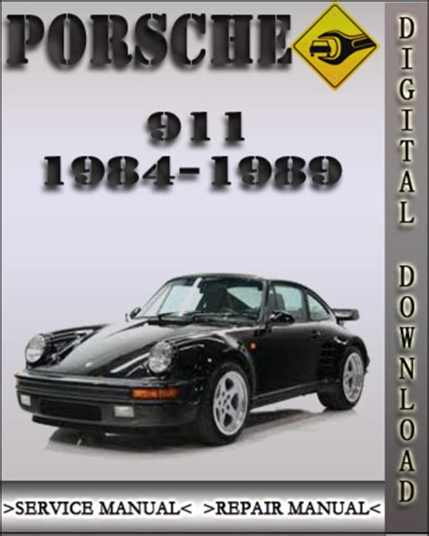 porsche mechanic salary 1984 1989 porsche 911 factory service repair manual 1985