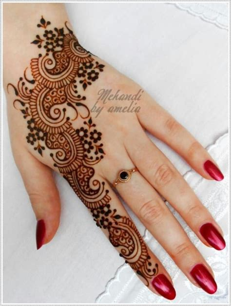 design of henna tattoo 75 henna tattoos that will get your creative juices flowing