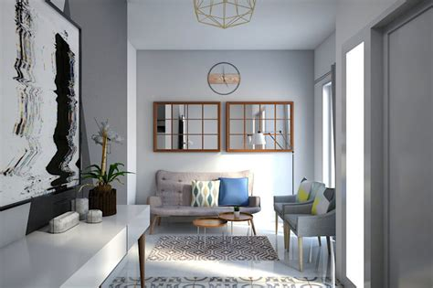 inspirasi warna cat tembok  putih   sudut
