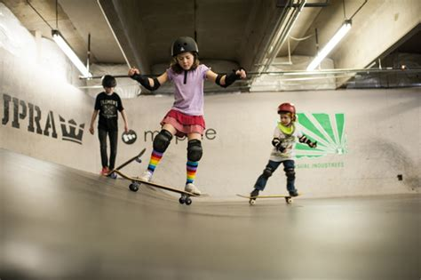 indoor park seattle just opened seattle s only indoor skate park
