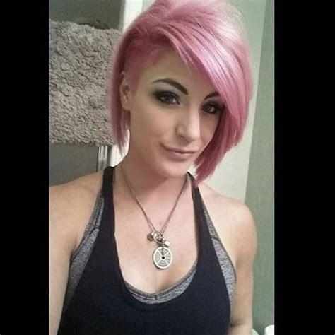 hairstyling bob mit sidecut mulpix pink undercut bob thanks kbrickhouse91 ucfeed