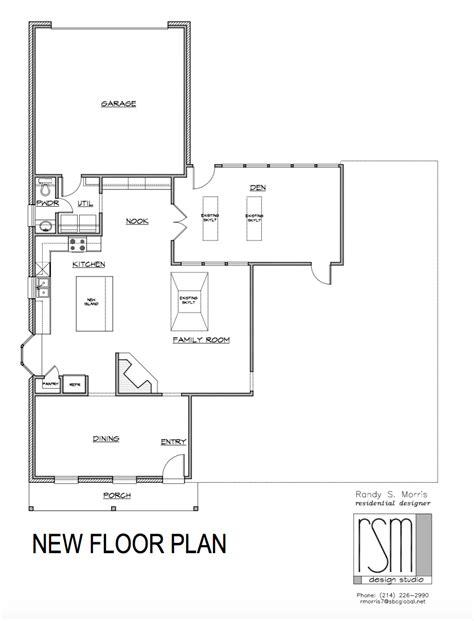 my floor plan modernize my floor plan load bearing wall pros